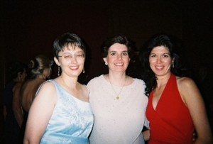 Beth, Trish and Anna